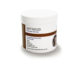 Artimud - Red Horse (hoef-klei)