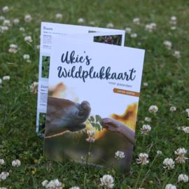 Ukie's Wildplukkaart voor paarden - Lente editie