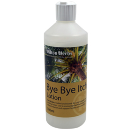 Hilton Herbs Bye Bye Itch - Lotion