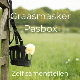 Graasmasker pasbox zelf samenstellen