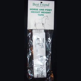 Best Friend® Gewichtmeetlint