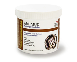 Artimud - Red Horse (medicinale hoef-klei)