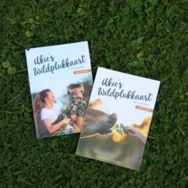Ukie's Wildplukkaart voor paarden - Lente & Zomer editie