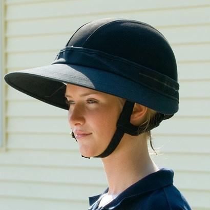 EquiVisor® zonneklep voor cap