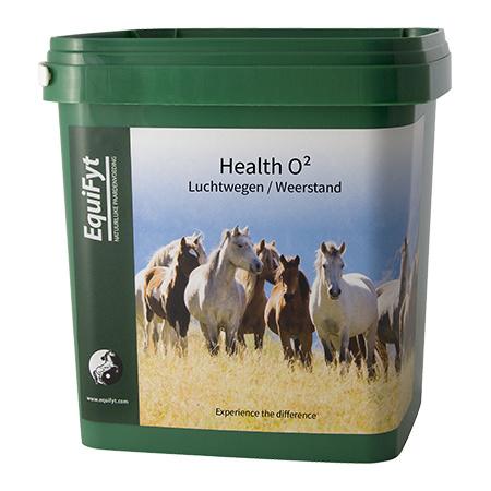 EquiFyt Health O2 / Breathing