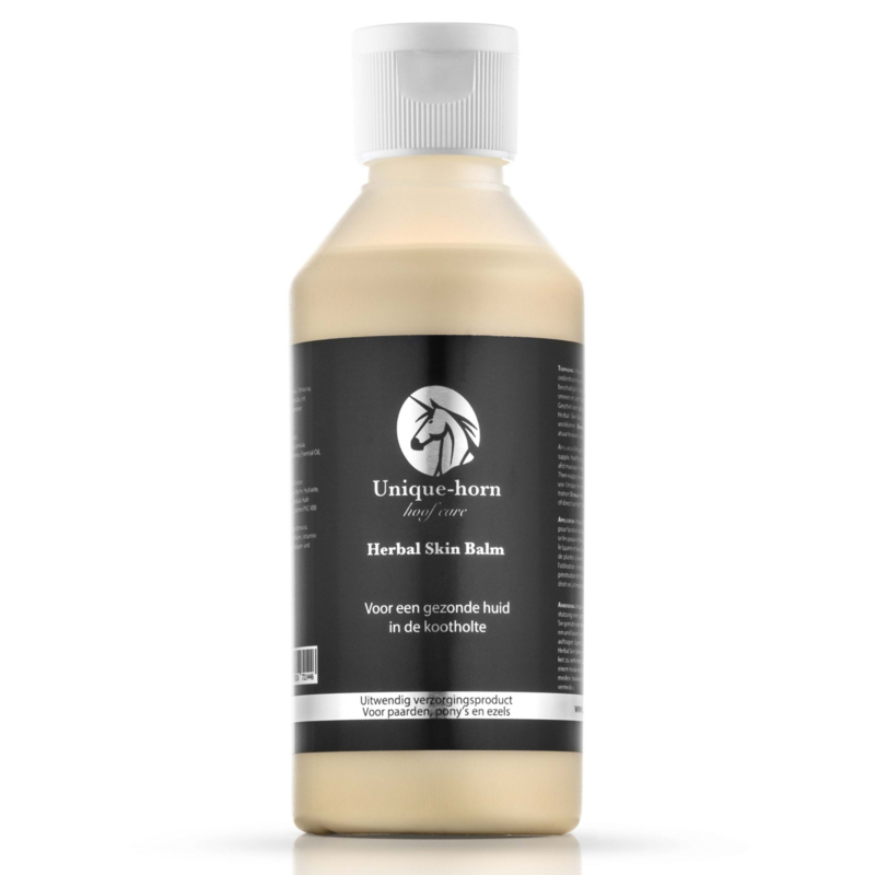 Unique-horn Herbal Skin Balm (bij o.a. mok en rainrot)