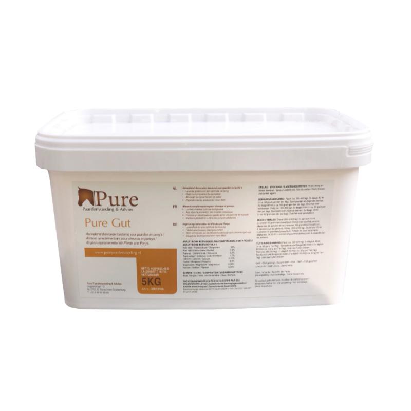 Pure Gut - Probioticum met levende gisten
