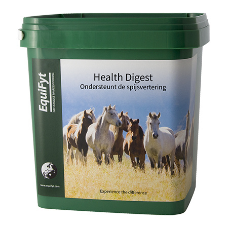 EquiFyt Health Digest