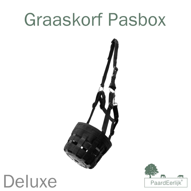 PASBOX Best Friend® Deluxe graasmasker