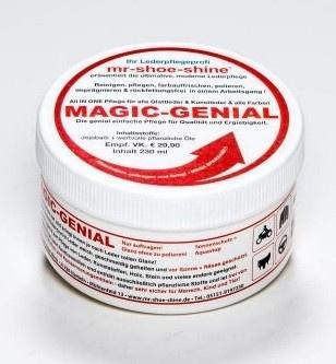 Magic Genial - Lederonderhoud