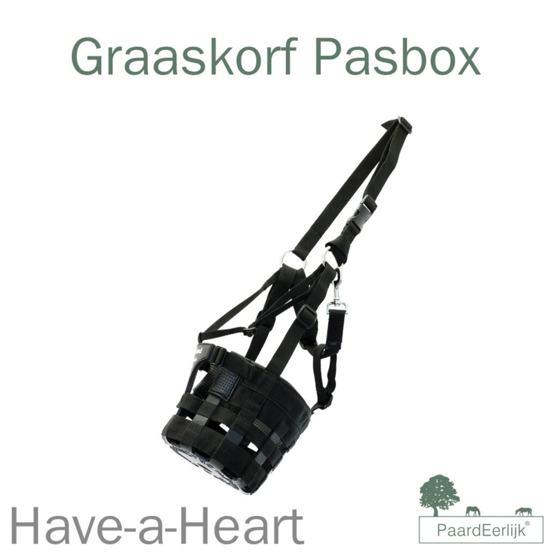 PASBOX Best Friend® Have-a-Heart graaskorf