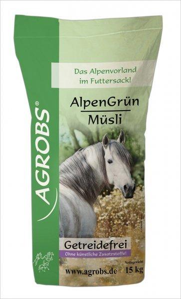Agrobs Alpengrün Müesli