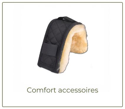 Graasmasker comfort accessoires