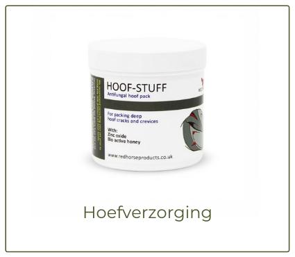 Hoefverzorging RedHorse Unique-Horn King's Klei