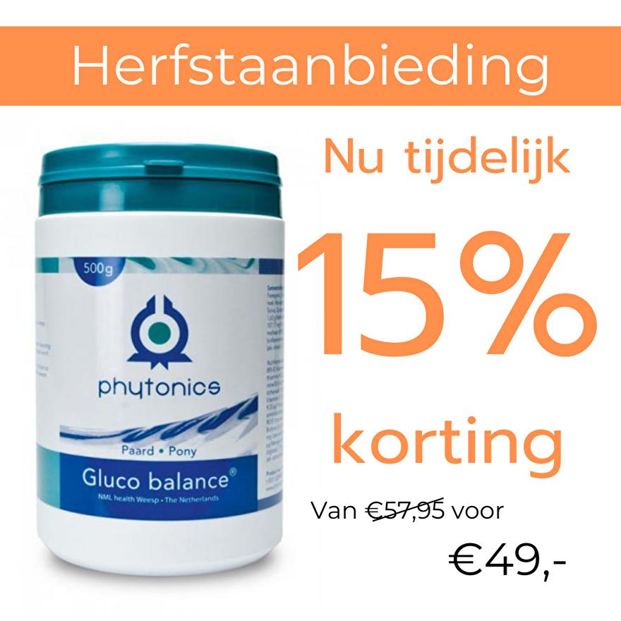 korting gluco balance