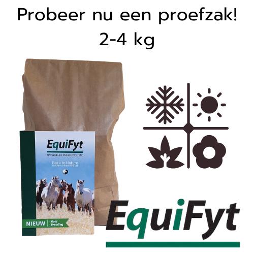 Nieuw! Probeerverpakking Equifyt