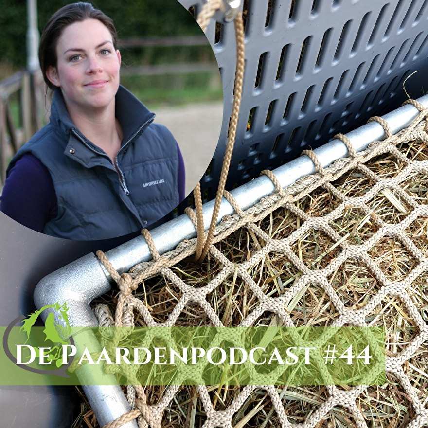 PaardenPodcast #44 Slowfeeders - Horse in Mind