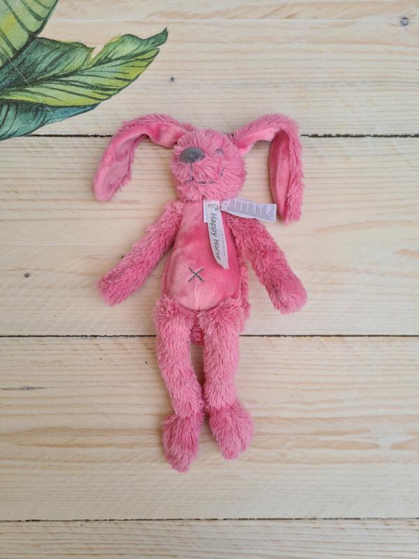 Rabbit Richie 28cm - Deep pink