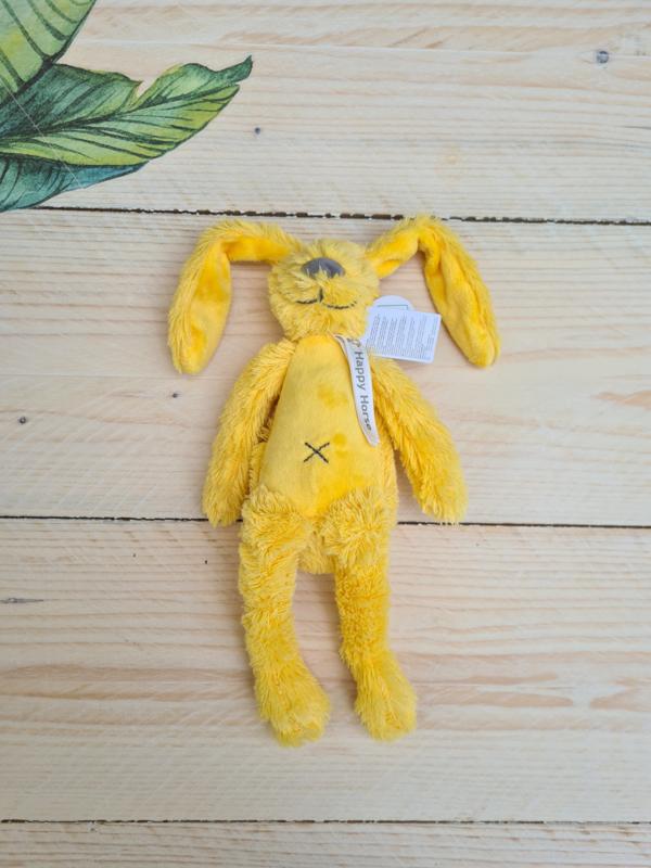 Rabbit Richie 28cm - Geel