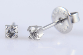 Schietoorbel Tiffany 3mm Crystal