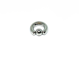 Ball Closure Rings 6.0 mm dikte