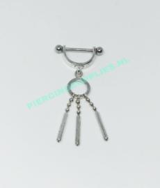 Clit piercing model A