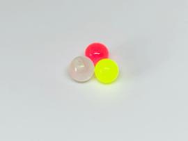 Neon / Glow in the dark diverse kleuren 5 voor 1 euro