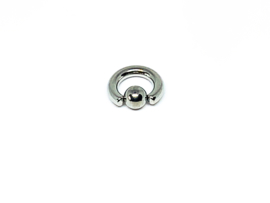 Ball Closure Rings 5.0 mm dikte