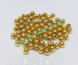 Gold color  Ball screw on diverse maten