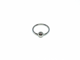 Ball Closure Rings 1.0 mm diverse maten