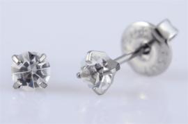 Schietoorbel Tiffany 4mm Crystal