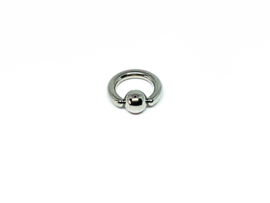 Ball Closure Rings 4.0 mm dikte