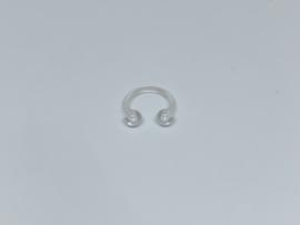 Flexiplastic  Curved / Circular Barbell