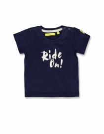 T-shirt ride on!