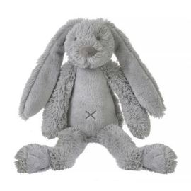 Tiny Rabbit Ritchie Grijs 28cm