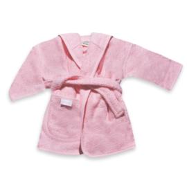 Badjas roze (incl. Naam)