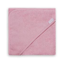 Handdoek Licht roze (Incl. naam)