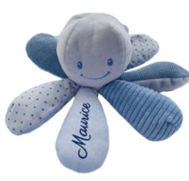Activiteiten octopus - Blauw