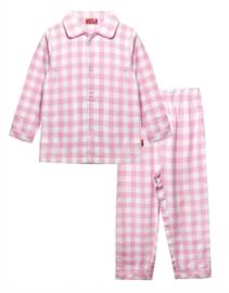 Pyjama vichy roze