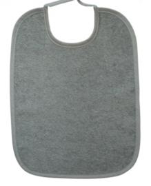 Slabbetje Grey (Incl. naam)