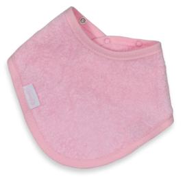 Zeverslabbetjes roze (Incl. naam)