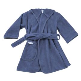 Badjas Silk blue 6-8j