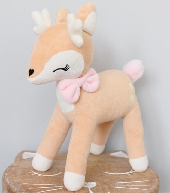 Bambi met strik
