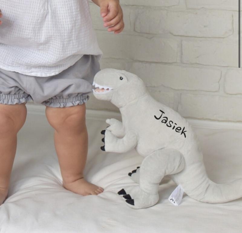 Grey Dinosaur Tyrannosaurus Rex- M