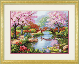 JAPANESE GARDEN - Dimensions (GOLD collection)
