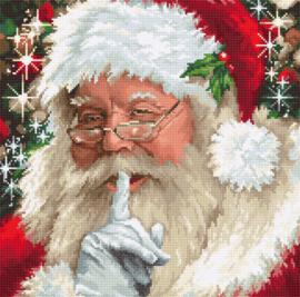 Borduurpakket Luca-S 2398 Santa