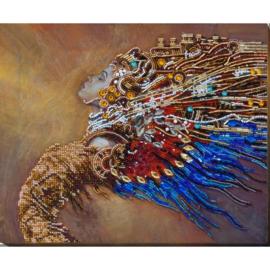 KRALEN BORDUURPAKKET LEVITATION - ABRIS ART