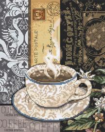 Borduurpakket LETI 994 Coffee C