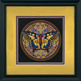 ORNATE BUTTERFLY - Dimensions (GOLD collection)