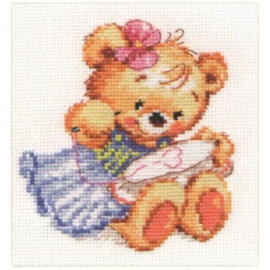 I LOVE TO EMBROIDER! S0-93 - ALISA